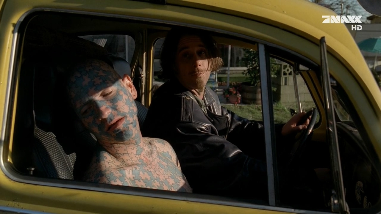 The X-Files — s02e20 — Humbug