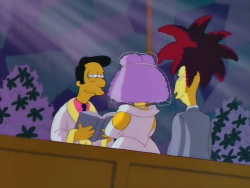 The Simpsons — s03e21 — Black Widower