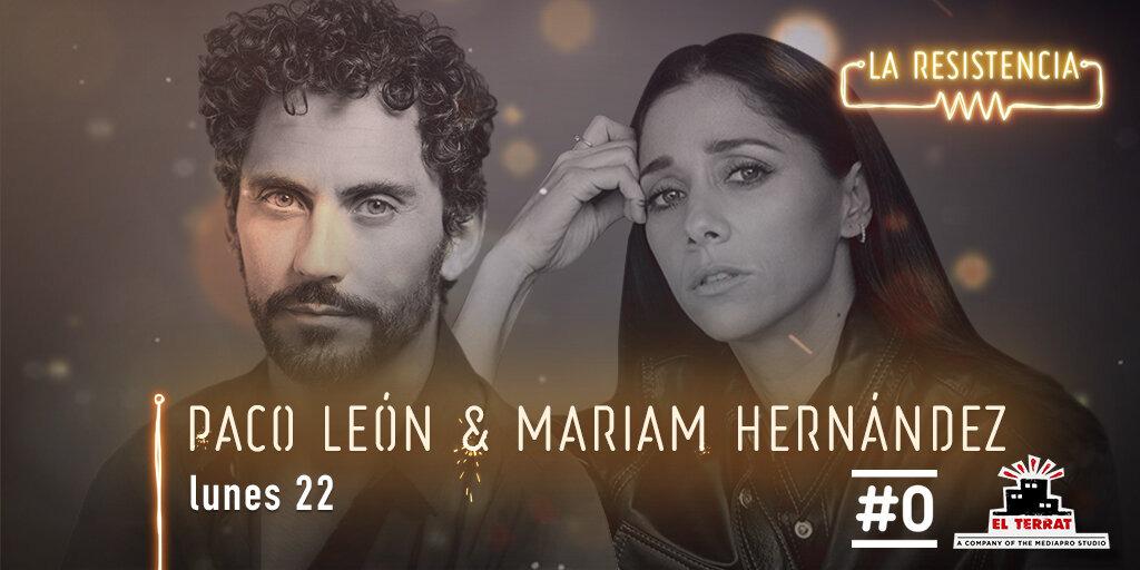 La Resistencia — s04e99 — Paco León & Mariam Hernández