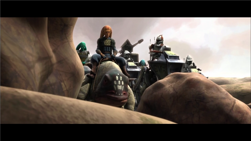 Star Wars: The Clone Wars — s01e21 — Liberty of Ryloth