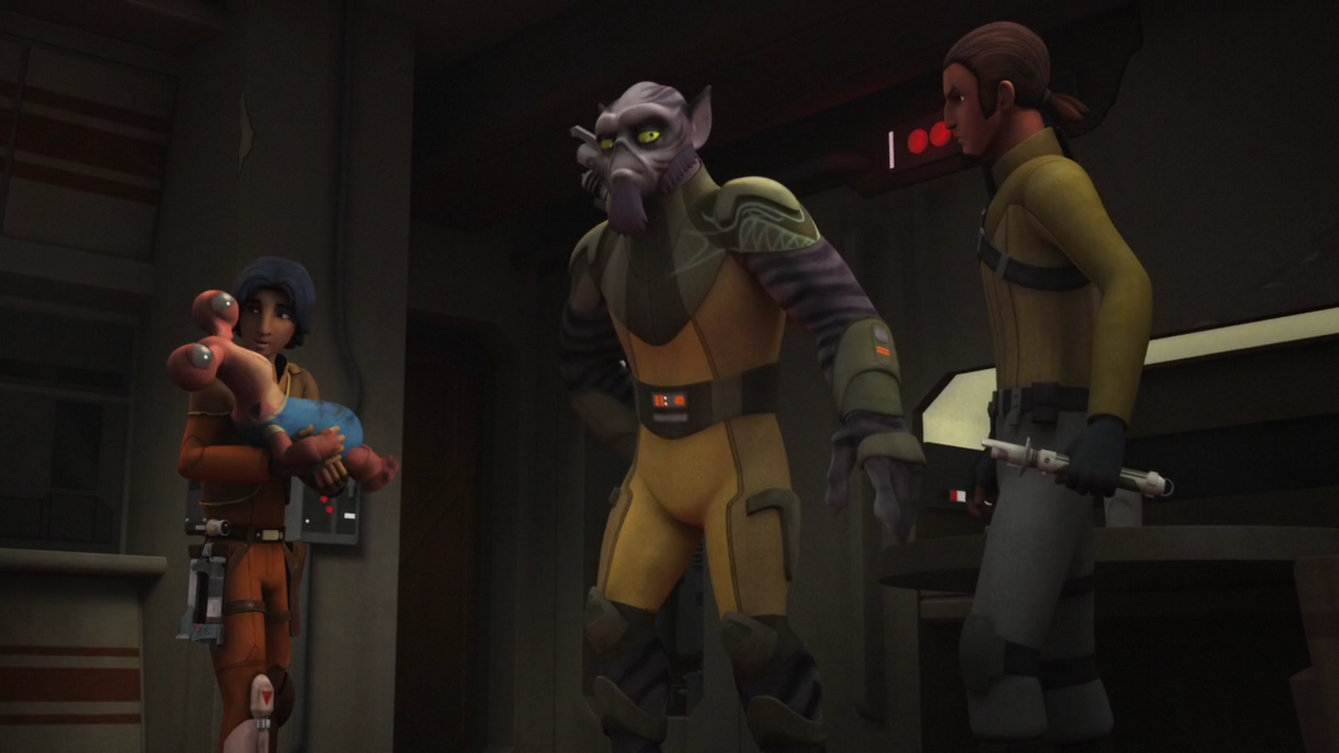 Star Wars Rebels — s02e10 — The Future of the Force