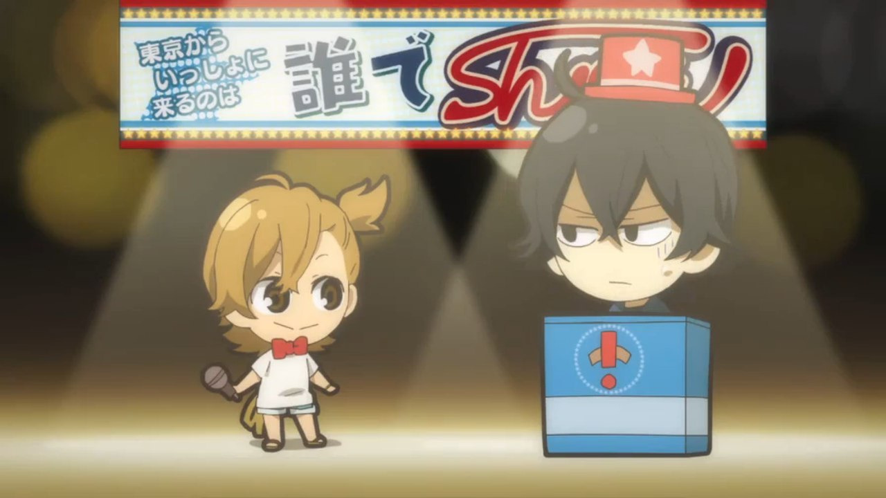 Баракамон — s01 special-6 — Mijikamon: Episode 5