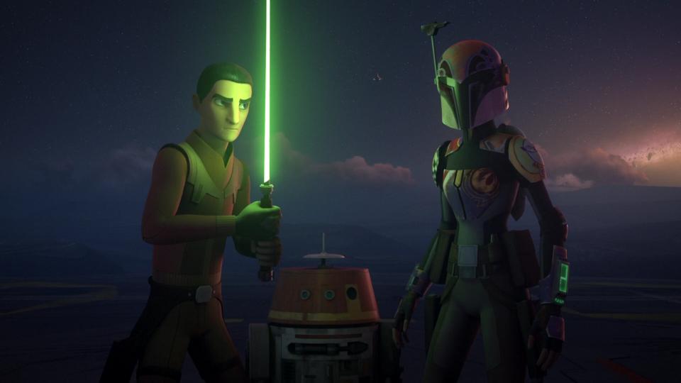 Star Wars Rebels — s03e07 — Imperial Supercommandos