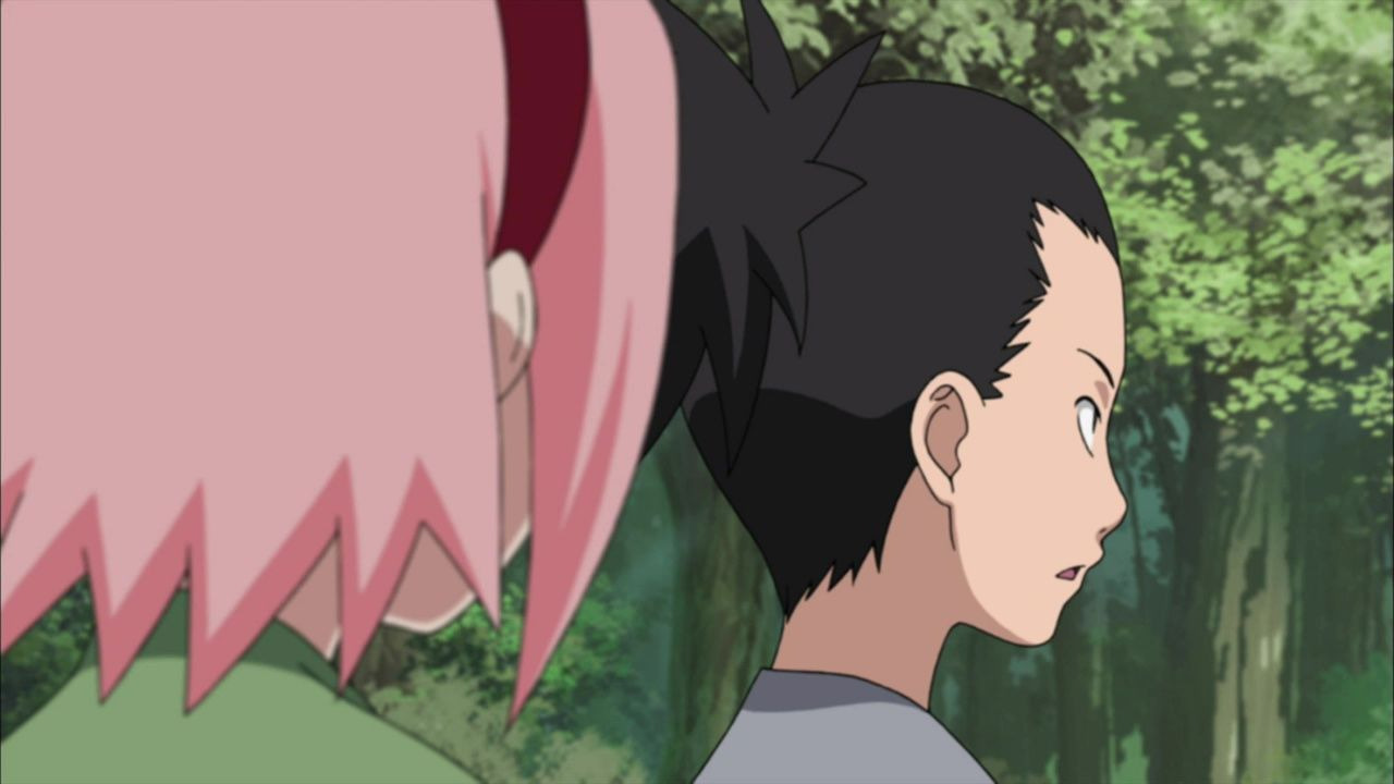 Naruto: Shippuuden — s14e19 — The Sad Sun Shower