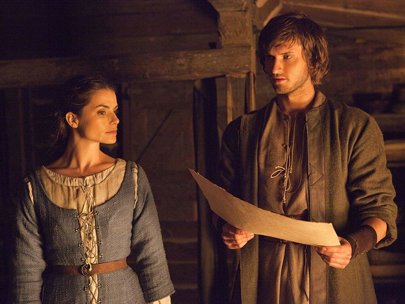 World Without End — s01e04 — Check