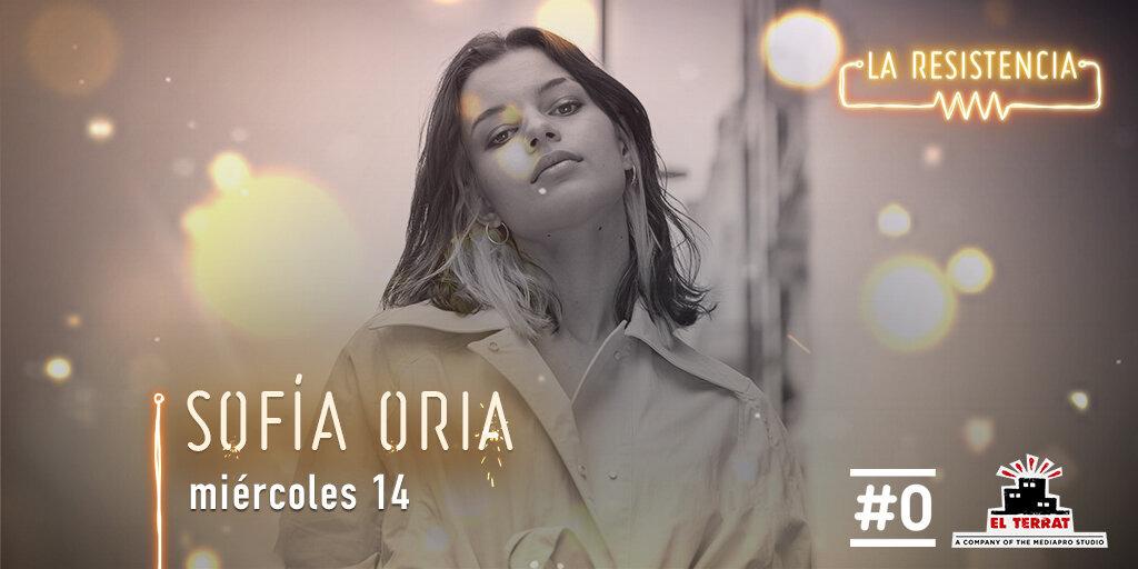 La Resistencia — s04e108 — Sofía Oria