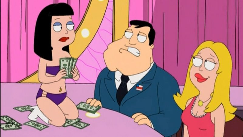 American Dad! — s01e03 — Stan Knows Best