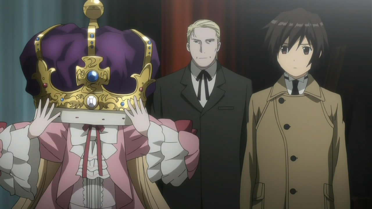 Готика — s01e21 — The Bells of Christmas Eve Toll at the Heels of Time