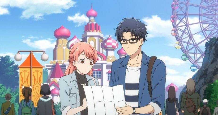 Wotaku ni Koi wa Muzukashii — s01e09 — Go Out on a Date with Me!