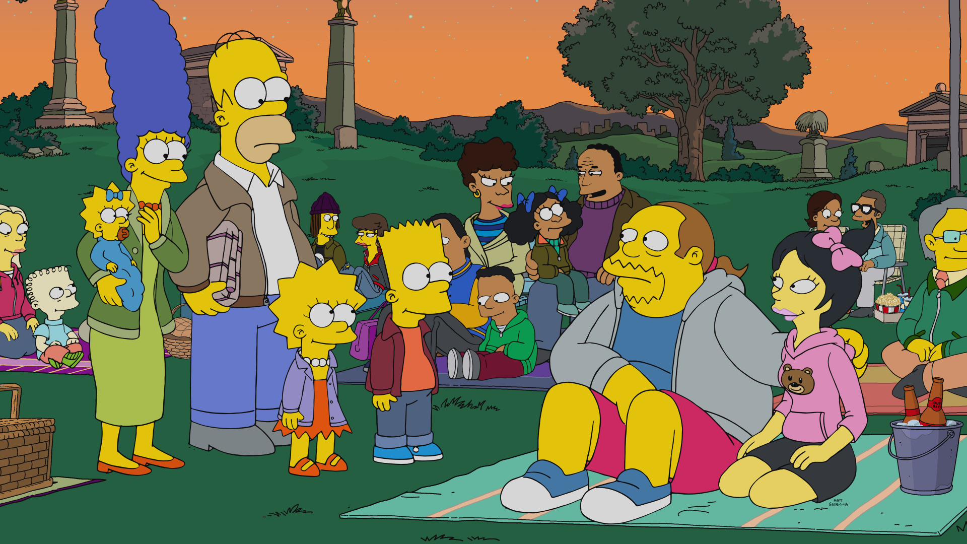 The Simpsons — s32e11 — The Dad-Feelings Limited