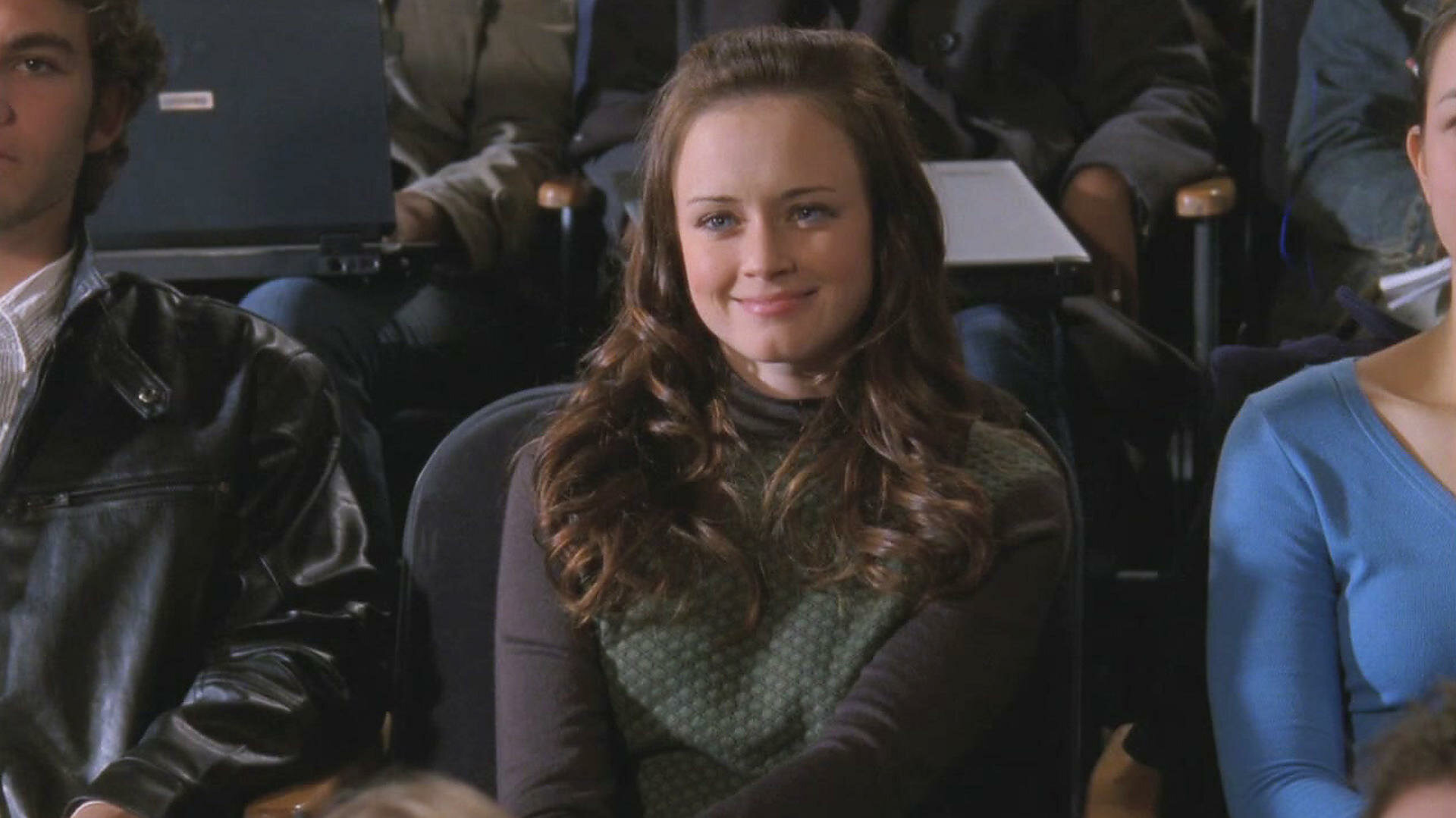 Gilmore Girls — s07e12 — To Whom It May Concern