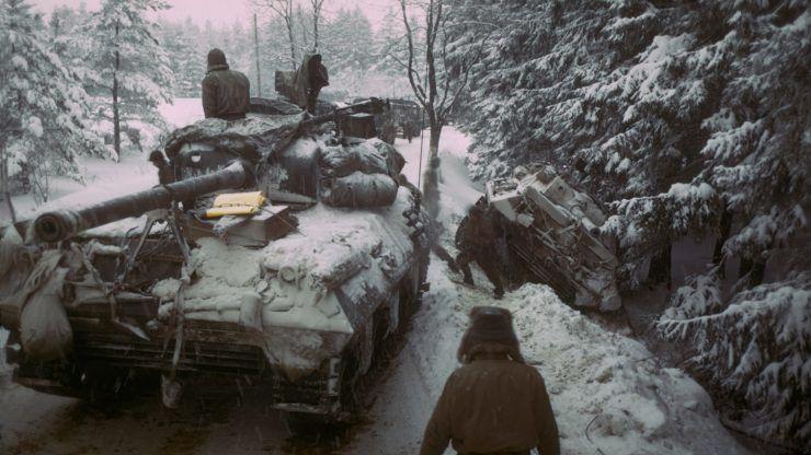 Величайшие события Второй мировой войны — s01e07 — Battle of the Bulge