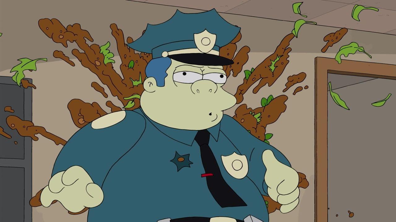 The Simpsons — s30e04 — Treehouse of Horror XXIX