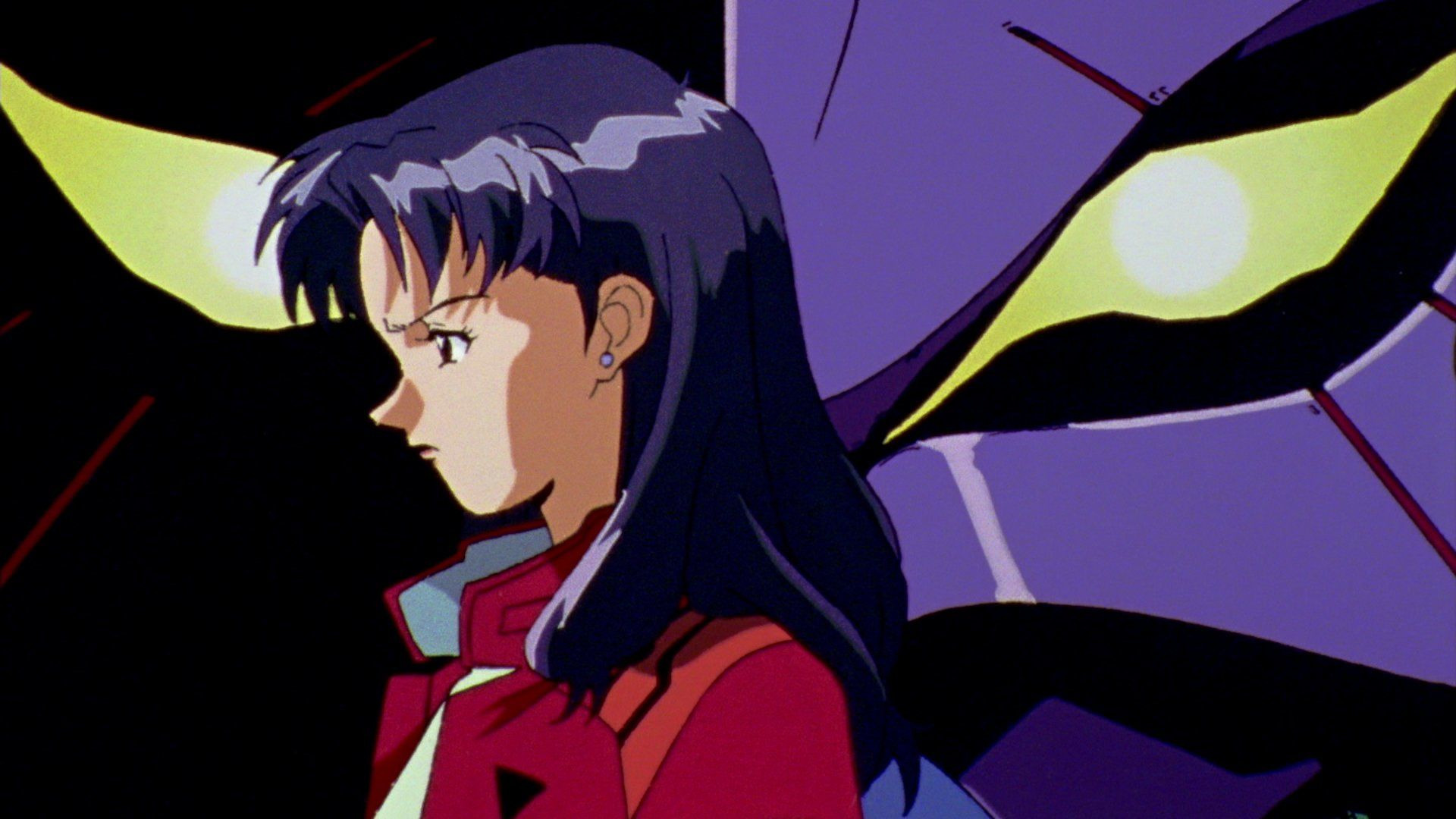 Neon Genesis Evangelion — s01e04 — Hedgehog's Dilemma