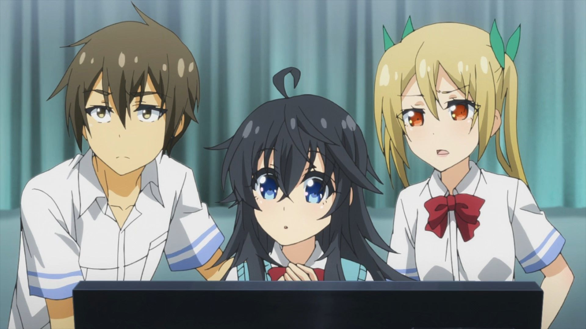 Netoge no Yome wa Onnanoko ja Nai to Omotta? — s01e03 — I Thought Net Games and Reality Were Different?