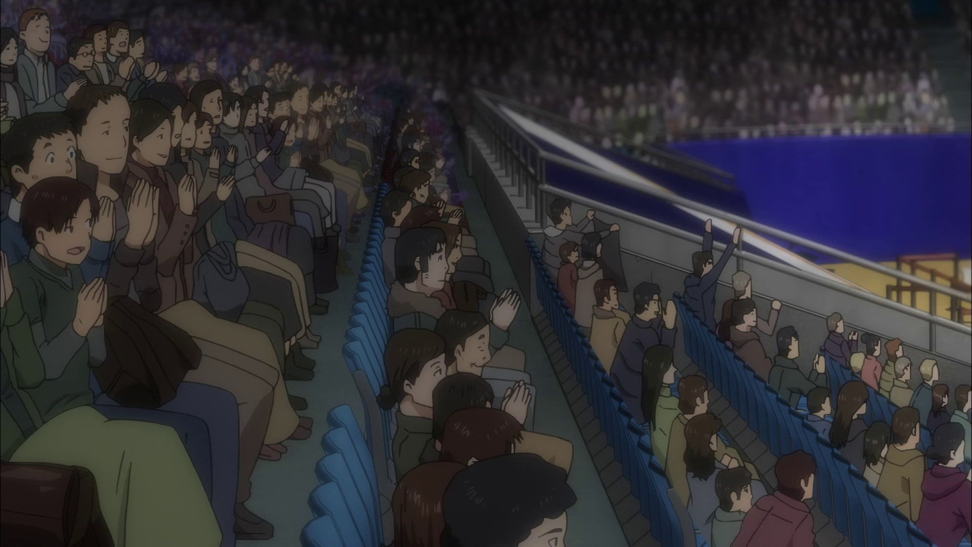 Yuri!!! on Ice — s01e06 — China's On! The Grand Prix Series Opening Event!! The Cup of China Short Program