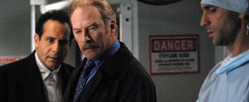 Дефективный детектив — s05e15 — Mr. Monk and the Really, Really Dead Guy