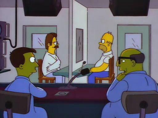 The Simpsons — s08e08 — Hurricane Neddy