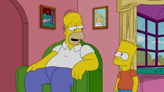 The Simpsons — s21e13 — The Color Yellow