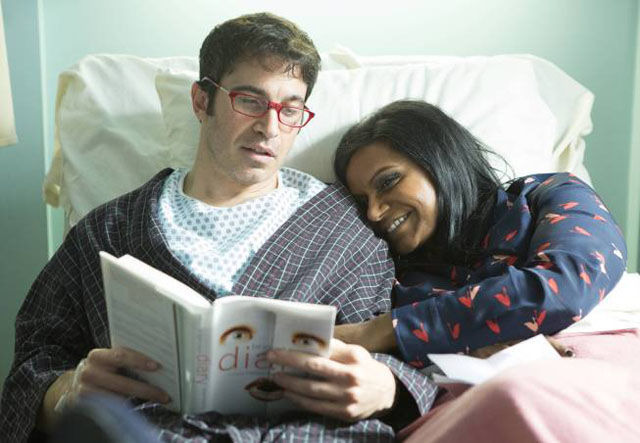 The Mindy Project — s02e16 — Indian BBW