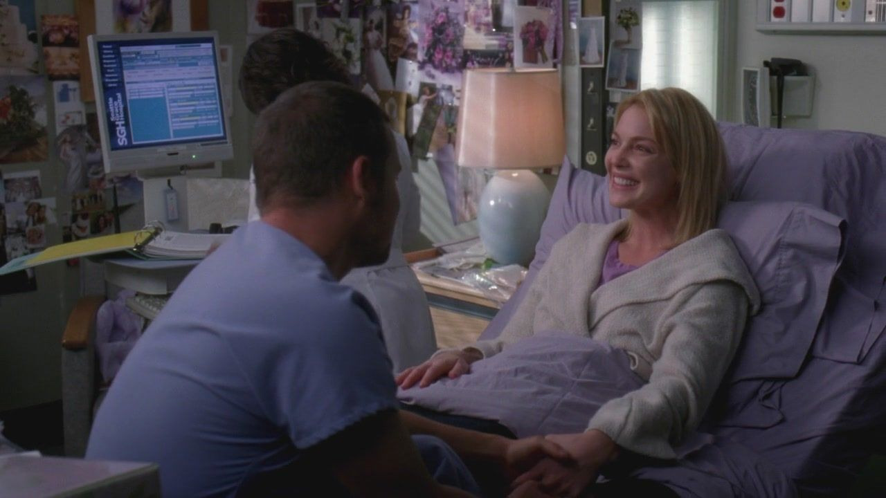 Grey's Anatomy — s05e22 — What a Difference a Day Makes