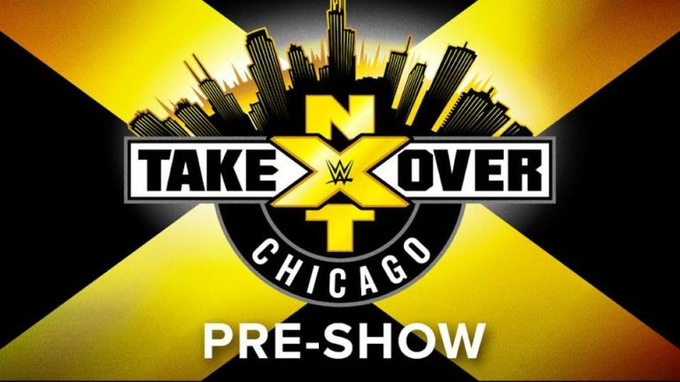 WWE NXT — s11 special-6 — NXT Take Over: Chicago Pre-Show
