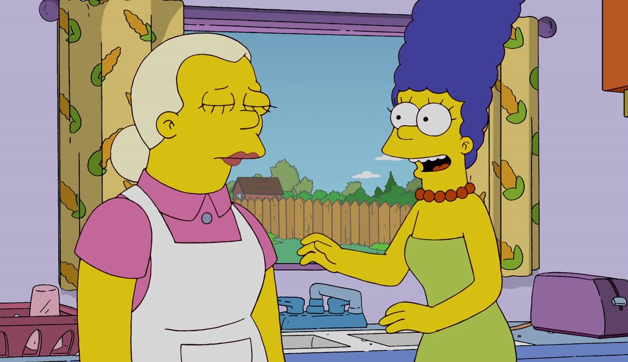 The Simpsons — s20e21 — Coming to Homerica