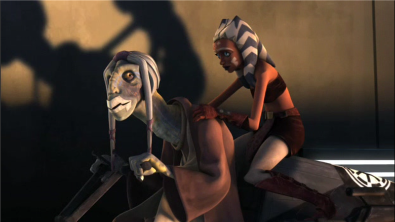 Star Wars: The Clone Wars — s02e11 — Lightsaber Lost