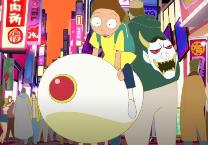 Рик и Морти — s04 special-2 — Rick and Morty vs. Genocider