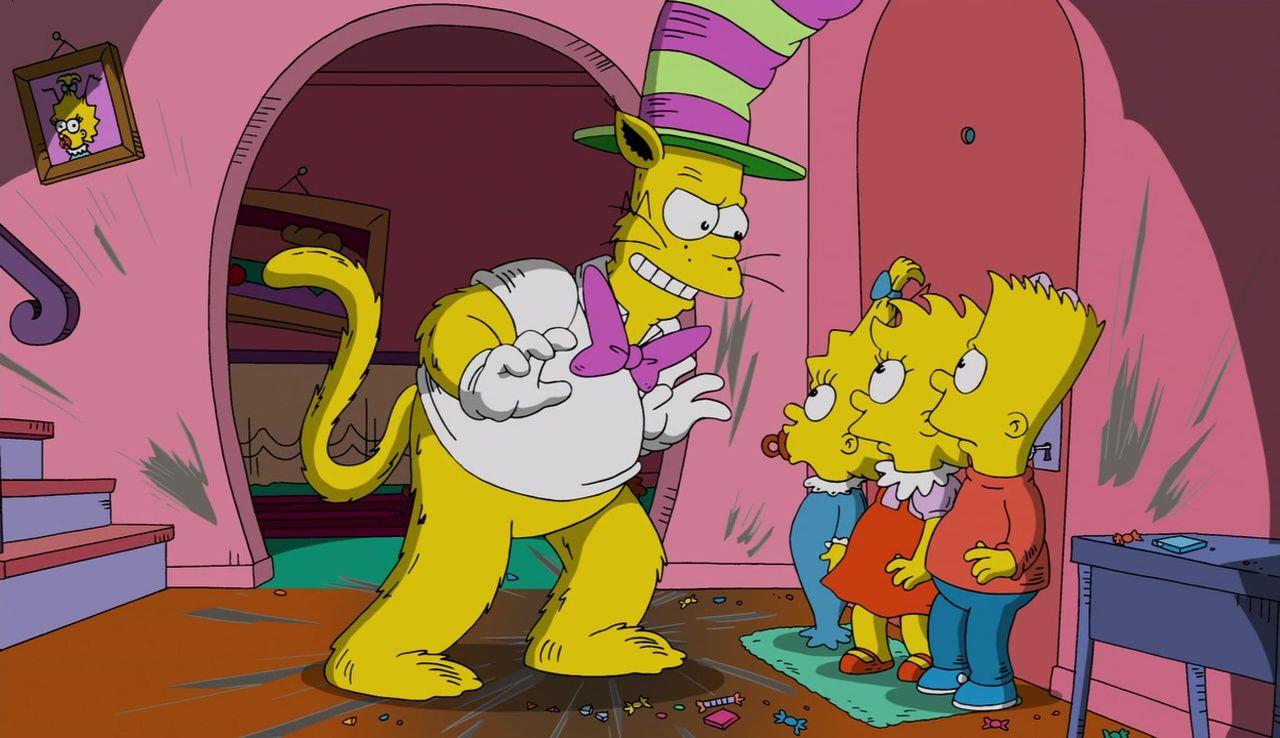 The Simpsons — s25e02 — Treehouse of Horror XXIV