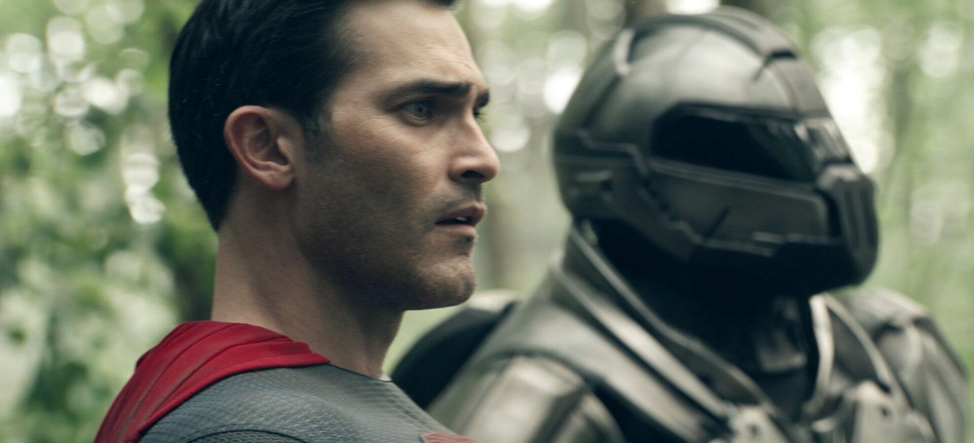 Супермен и Лоис — s01e13 — Fail Safe