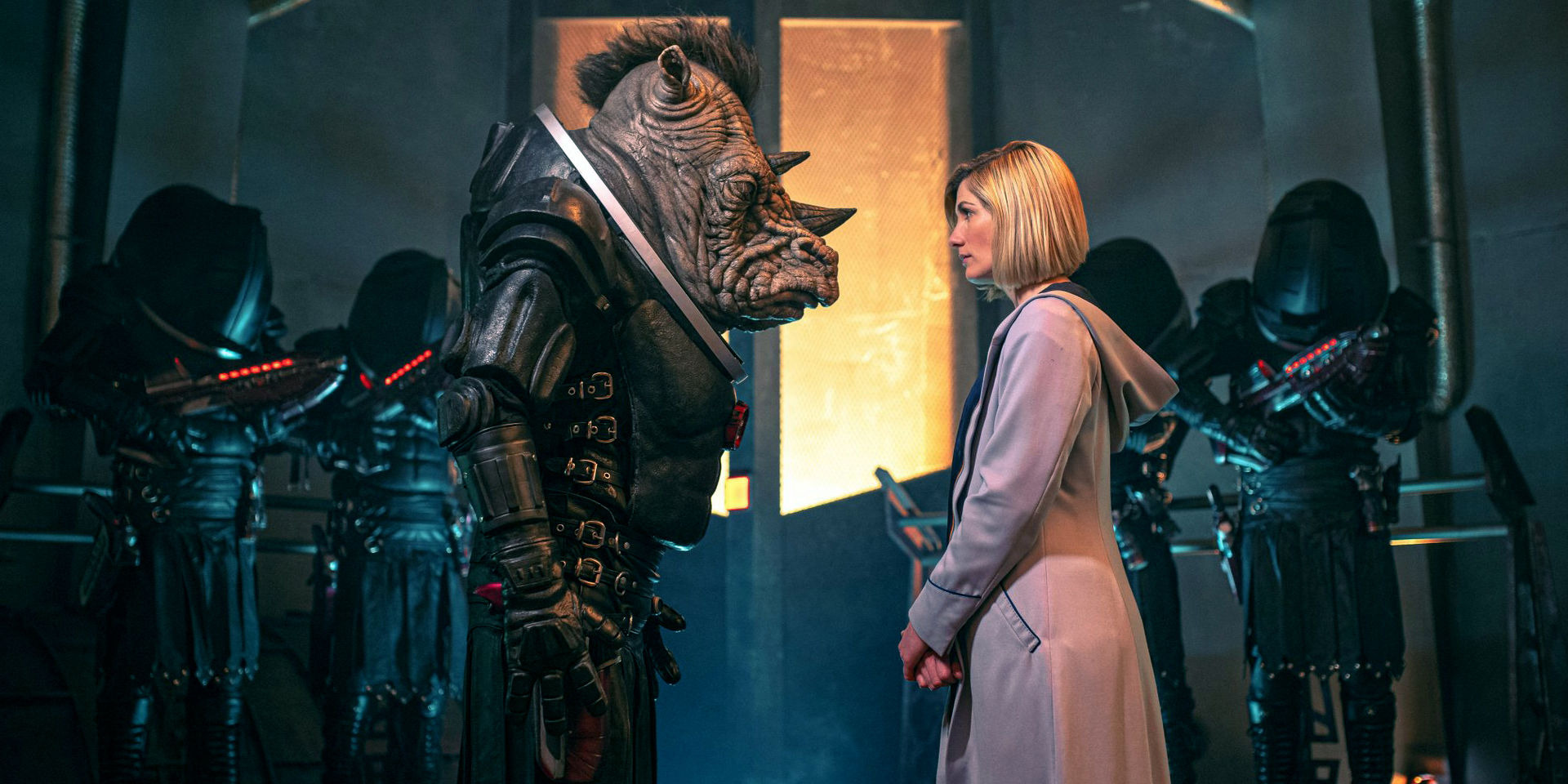 Doctor Who — s12e05 — Fugitive of the Judoon