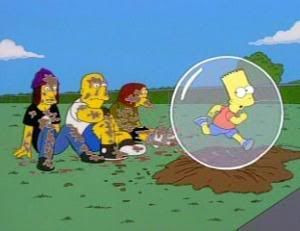 The Simpsons — s13e20 — Little Girl in the Big Ten