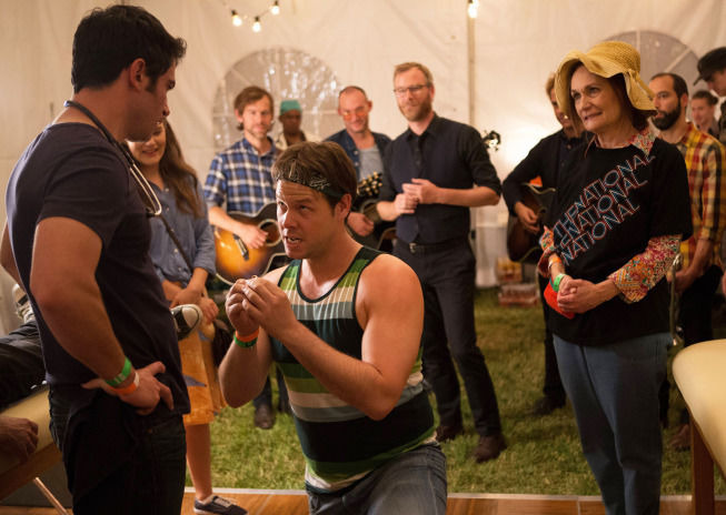 The Mindy Project — s02e03 — Music Festival