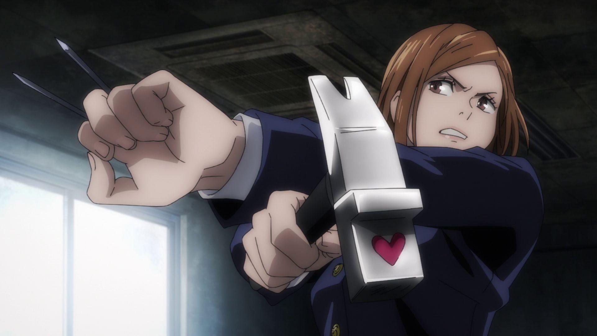 Jujutsu Kaisen — s01e03 — Girl of Steel