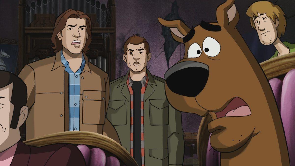Сверхъестественное — s13e16 — Scoobynatural