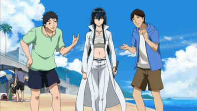 Beelzebub — s01e15 — The Delinquents have Changed into Swimsuits