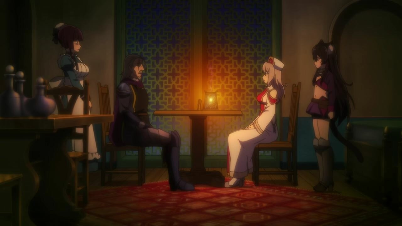 How NOT to Summon a Demon Lord — s02e03 — Corrupt Ritual