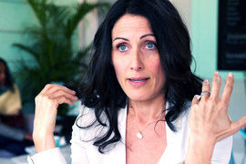 Girlfriends' Guide to Divorce — s01e01 — Rule #23: Never Lie to the Kids