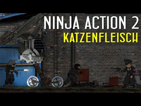 Animaction decks  — s03e01 — Ниндзя в деле 2: Тушёнка из котиков