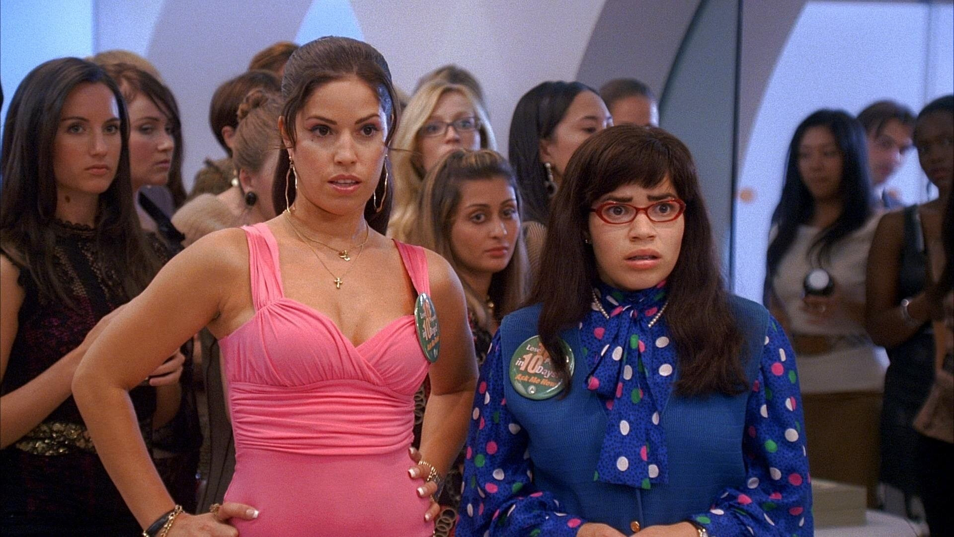 Ugly Betty — s01e06 — Trust, Lust, and Must