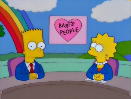The Simpsons — s09e21 — Girly Edition