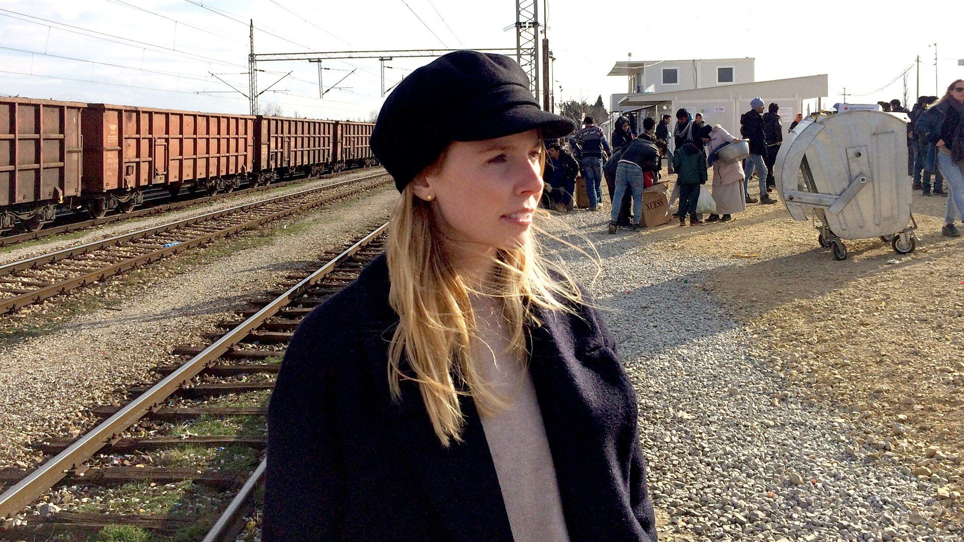 Stacey Dooley Investigates — s07 special-3 — Migrant Kids in Crisis