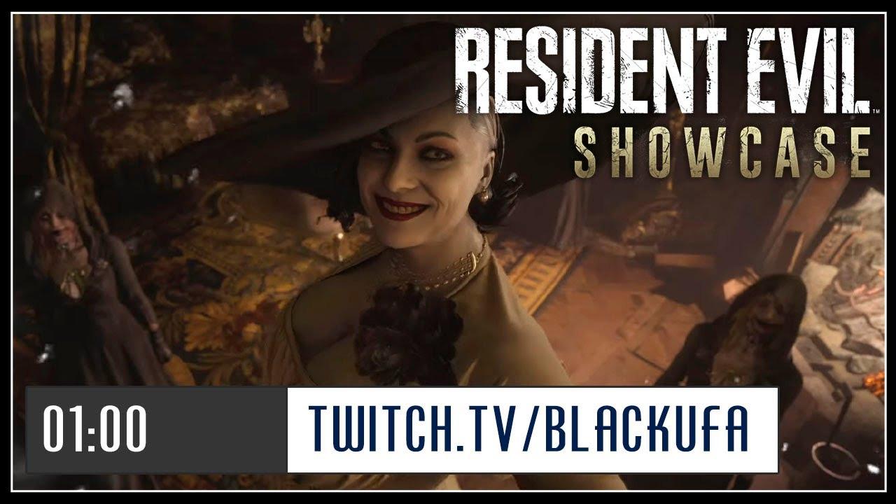 Игровой Канал Блэка — s2021e88 — Resident Evil Re: Verse // Resident Evil Showcase (Апрель 2021)