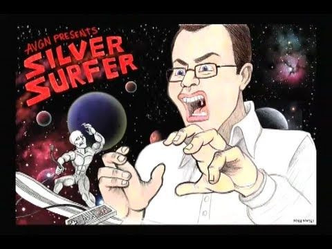 The Angry Video Game Nerd — s02e10 — Silver Surfer