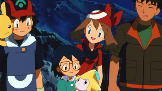 Покемон — s06 special-6 — Movie 6: Jirachi, Wish Maker