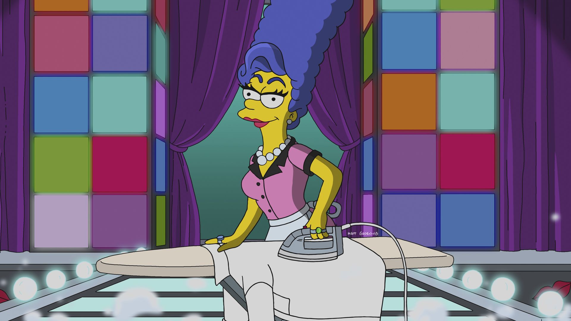 The Simpsons — s30e07 — Werking Mom