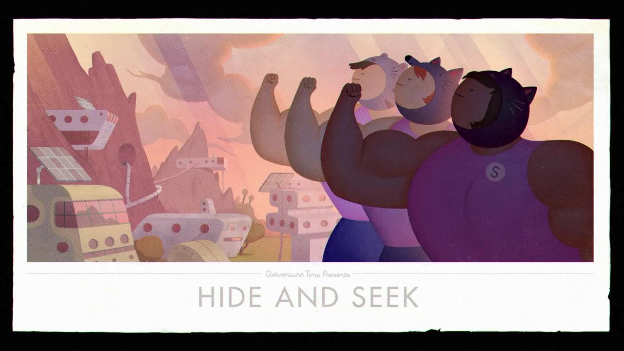 Время приключений — s08e11 — Islands Part 5: Hide and Seek