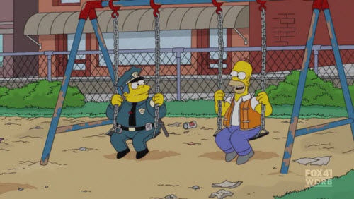 The Simpsons — s21e18 — Chief of Hearts