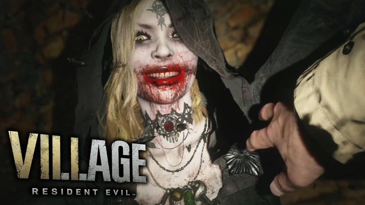 TheBrainDit — s11e151 — Resident Evil 8: Village (Demo 3)— ЗАМОК ДИМИТРЕСКУ (PS5)